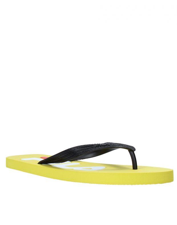 FILA Troy Slipper Men Yellow - 1010288-60K - 3