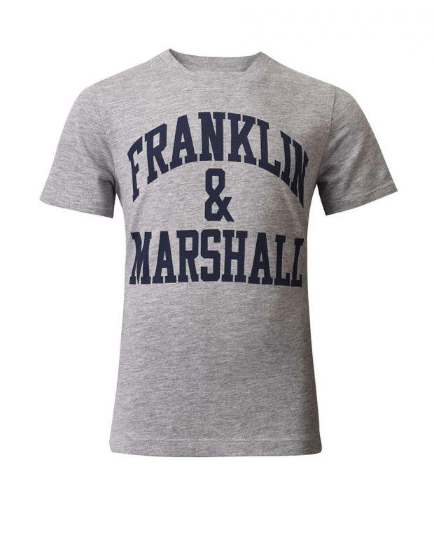 FRANKLIN AND MARSHALL CF Logo Tee Vintage - FMS0097-G59 - 1