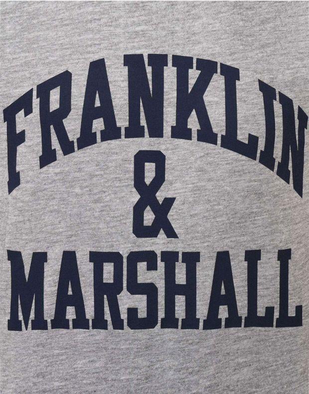 FRANKLIN AND MARSHALL CF Logo Tee Vintage - FMS0097-G59 - 3