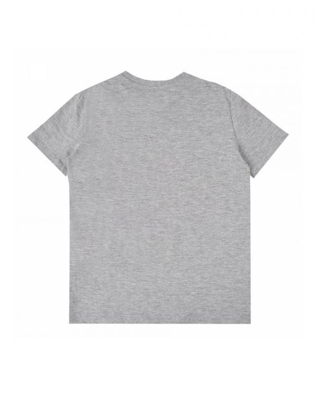 FRANKLIN AND MARSHALL Logo Tee Vintage Grey - FMS0060-G59 - 2
