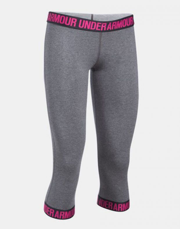 UNDER ARMOUR Power In Pink Favorite Tights - 3