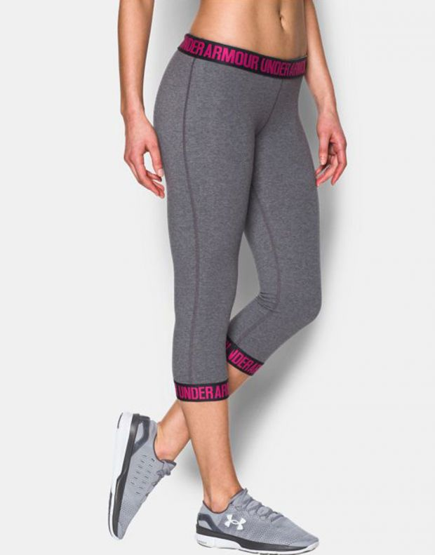 UNDER ARMOUR Power In Pink Favorite Tights - 5