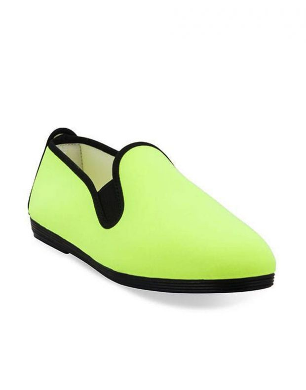 FLOSSY Slip On Neon Green - 55-259-AMARILLO FLUOR - 2