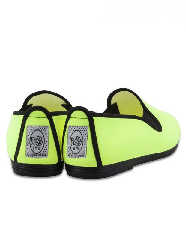 FLOSSY Slip On Neon Green - 55-259-AMARILLO FLUOR - 3