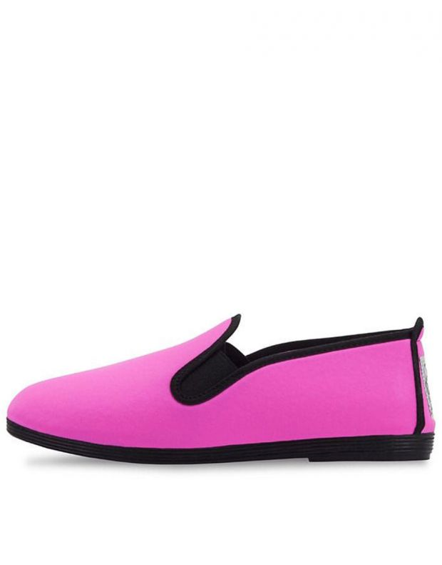 FLOSSY Slip On Neon Pink - 55-259-FUXIA FLUOR - 1