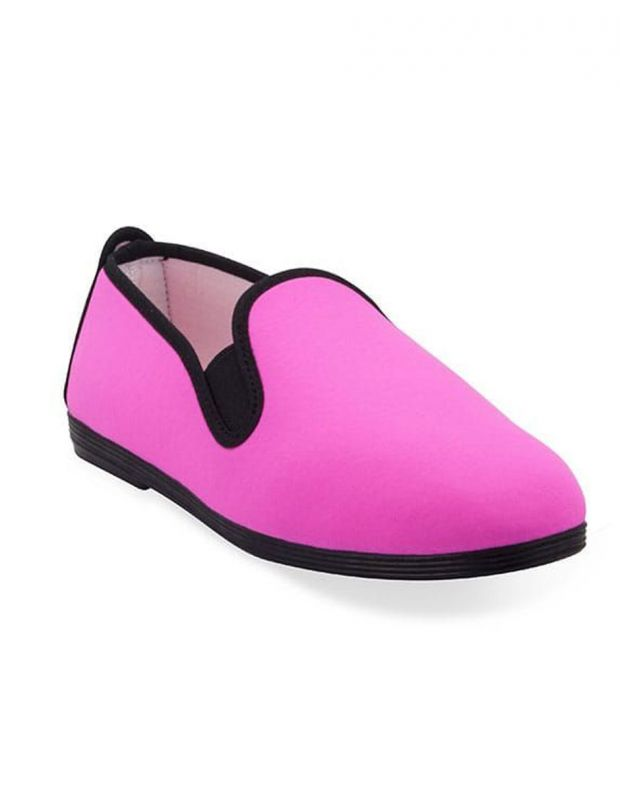FLOSSY Slip On Neon Pink - 55-259-FUXIA FLUOR - 2