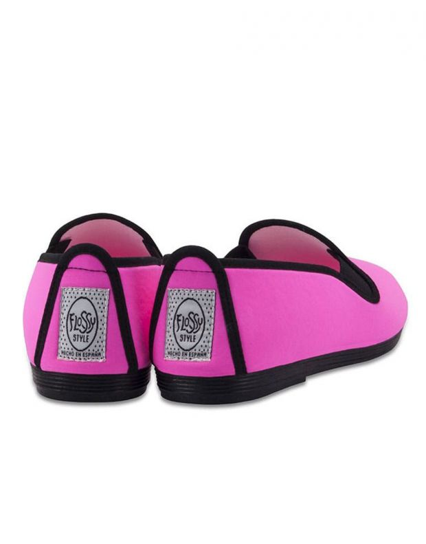 FLOSSY Slip On Neon Pink - 55-259-FUXIA FLUOR - 3