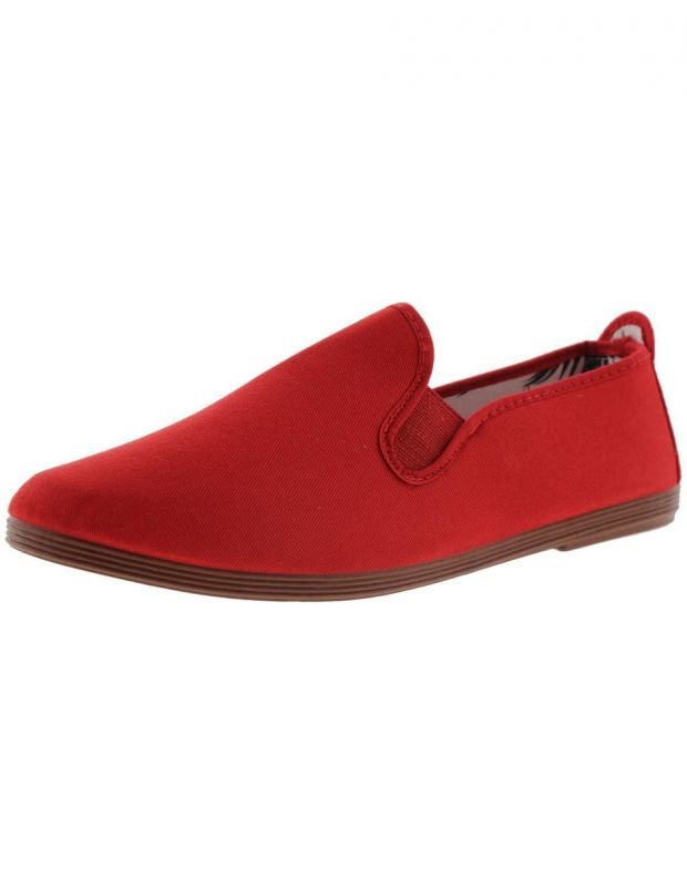 FLOSSY Slip On Red - 2