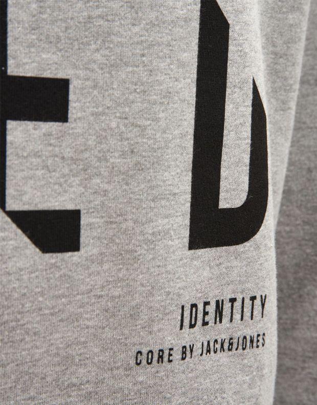 JACK&JONES Graphic Blouse Grey - 6