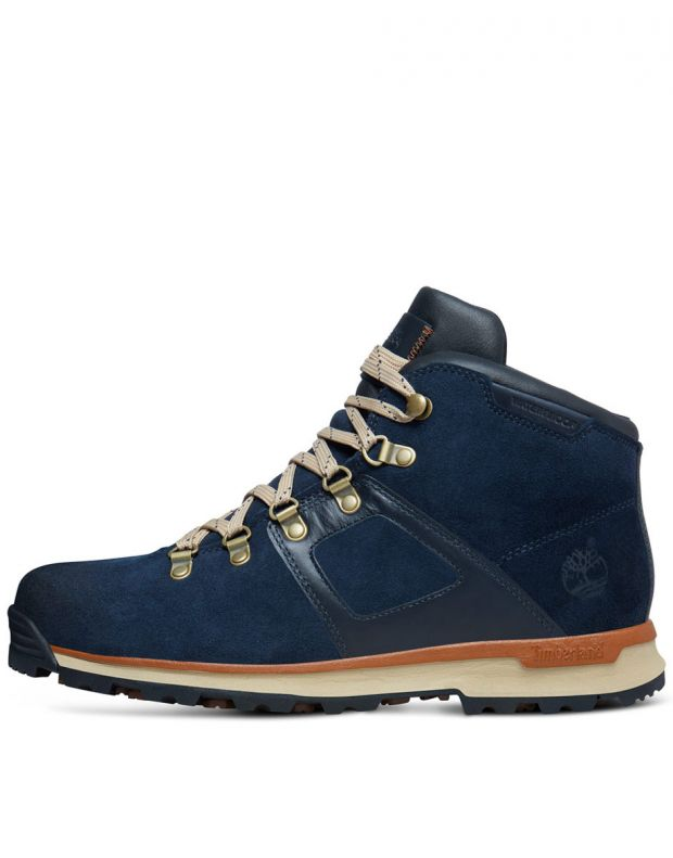 TIMBERLAND GT Scramble Mid Leather - 1