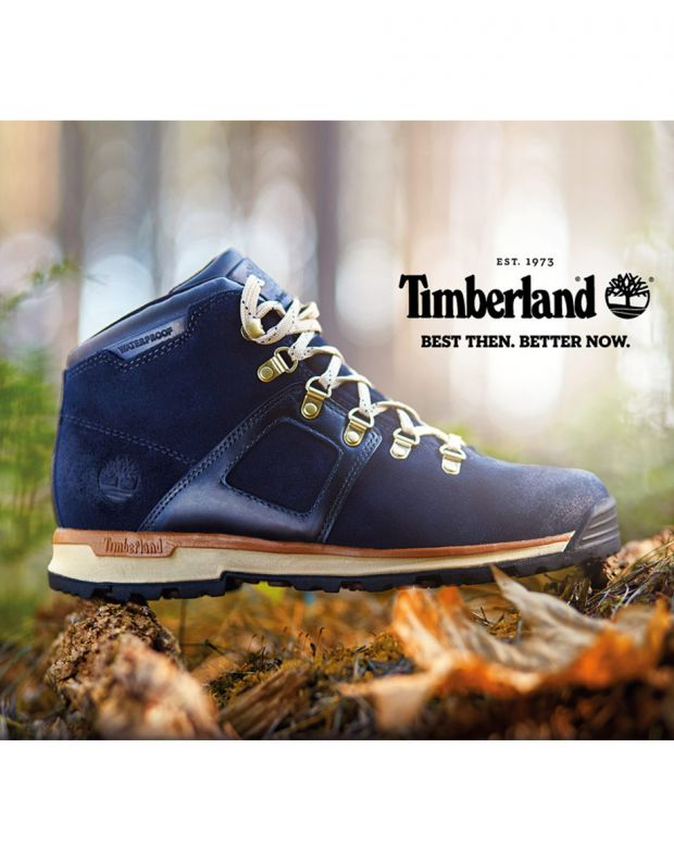 TIMBERLAND GT Scramble Mid Leather - 9