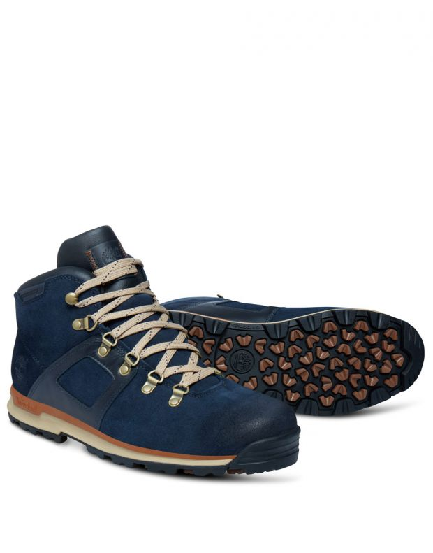 TIMBERLAND GT Scramble Mid Leather - 2