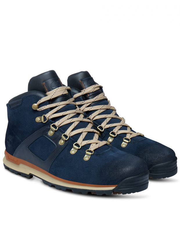 TIMBERLAND GT Scramble Mid Leather - 8