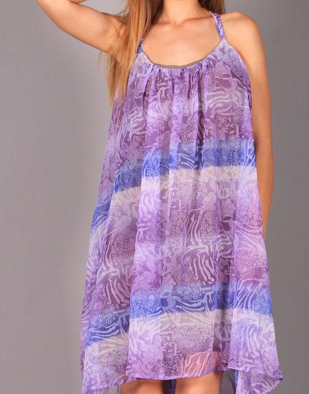 PAUSE Galena Dress Lila - 4