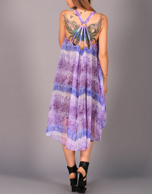 PAUSE Galena Dress Lila - Galena/lila - 3