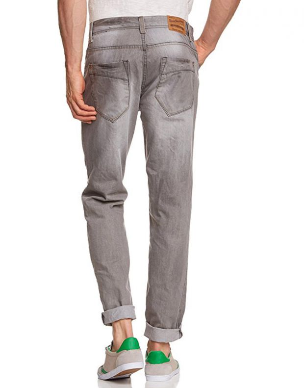URBAN SURFACE Stone Jeans Grey - G26 - 3