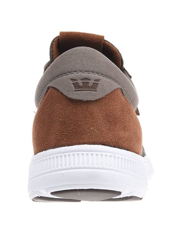 SUPRA Hammer Run Brown K - 4