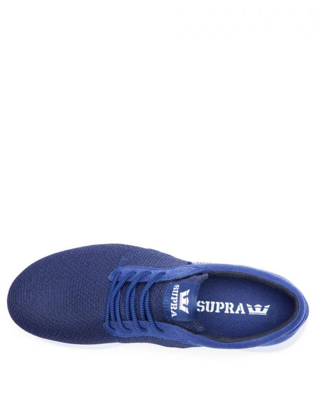 SUPRA Hammer Run Royal Blue K - 3