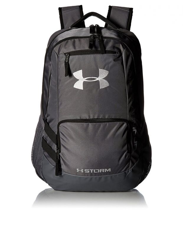 UNDER ARMOUR Hustle II Backpack Graphite - 1