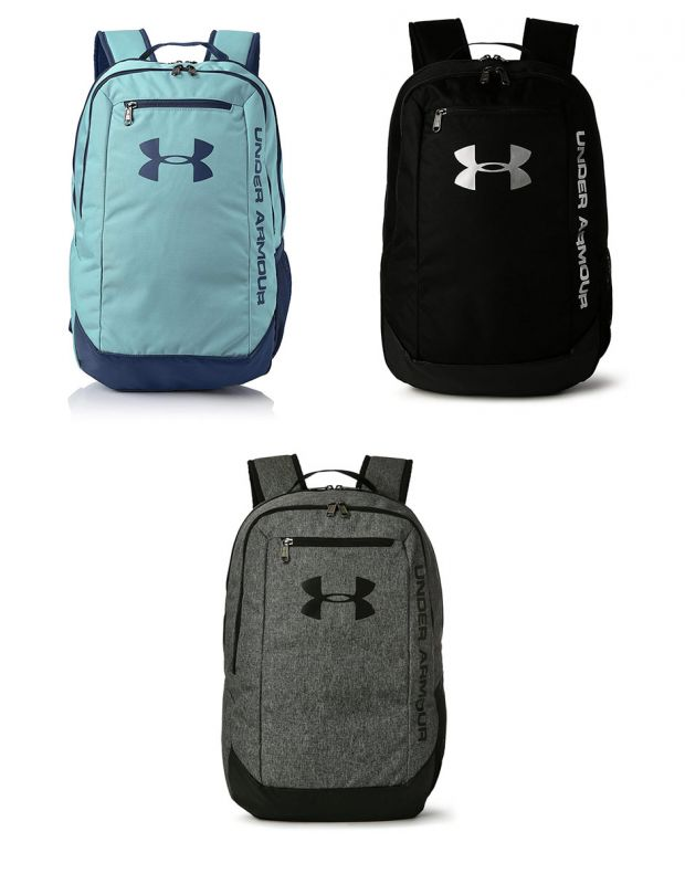 UNDER ARMOUR Hustle Backpack Anthra - 1273274-041 - 4