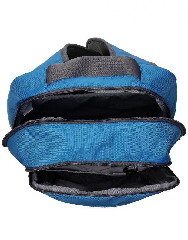 UNDER ARMOUR Hustle Backpack Blue - 3