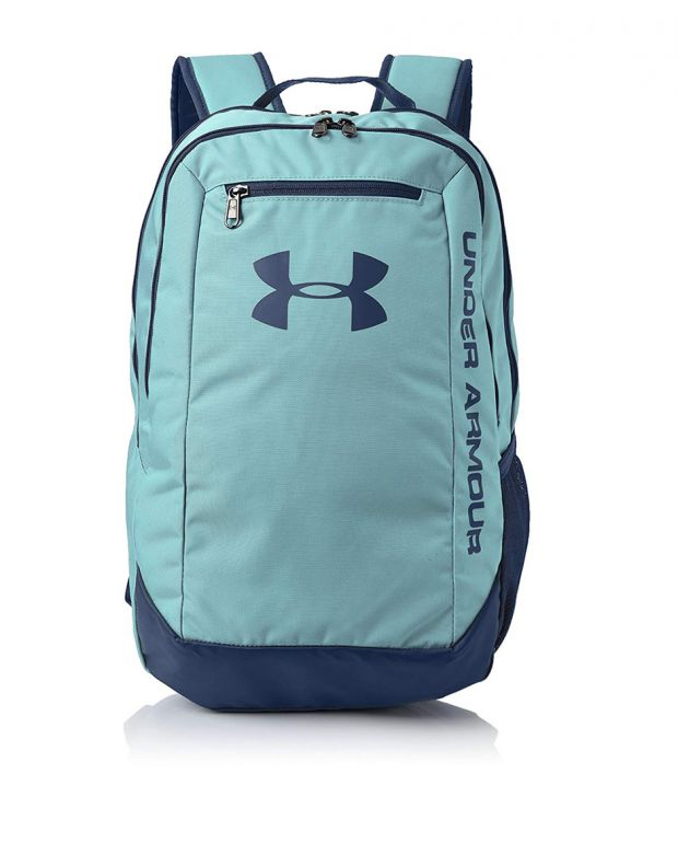 UNDER ARMOUR Hustle Backpack Turq - 1