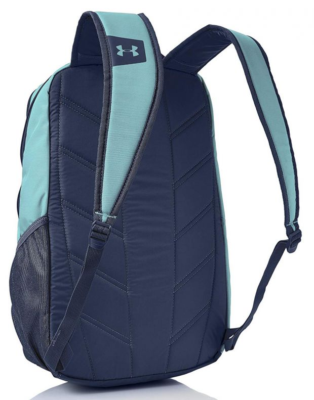 UNDER ARMOUR Hustle Backpack Turq - 2