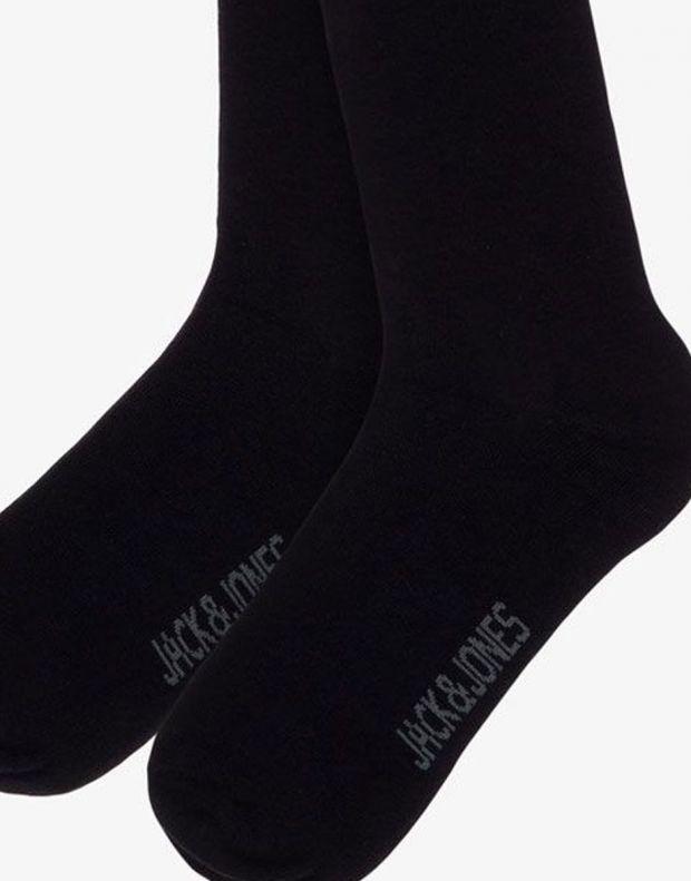 JACK&JONES 5-Pack Classic Socks All Black - 12113085/black - 2