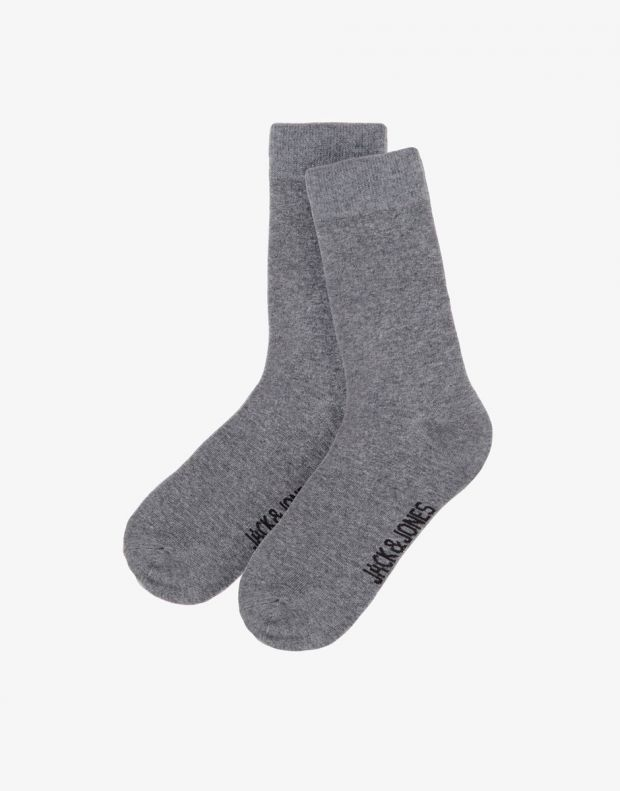 JACK&JONES 5-Pack Classic Socks Grey - 12113085/grey - 2