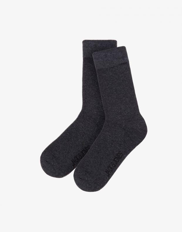 JACK&JONES 5-Pack Classic Socks Grey - 12113085/grey - 3