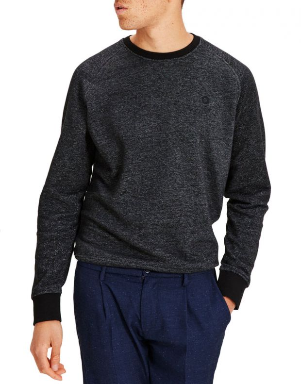 JACK&JONES Casual Sweatshirt Black - 12127149/black - 1