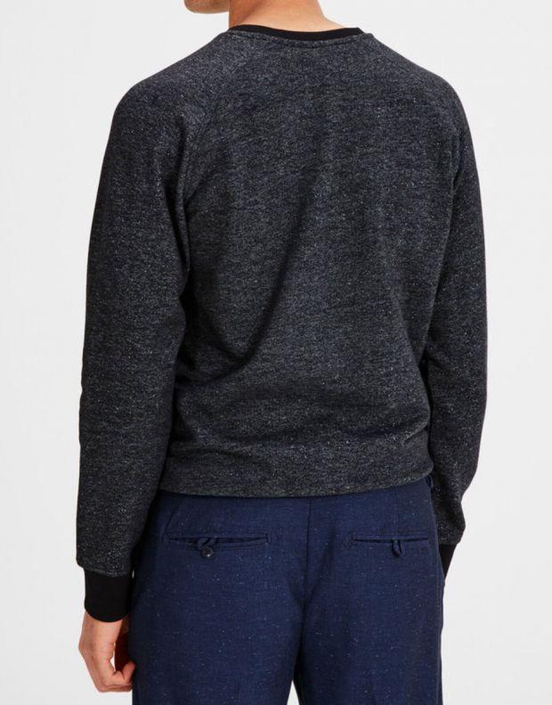 JACK&JONES Casual Sweatshirt Black - 12127149/black - 2