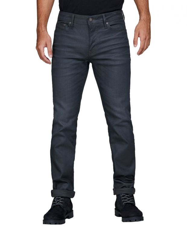 JACK&JONES Clark Regular Fit Jeans Indigo - 12143848/denim - 1