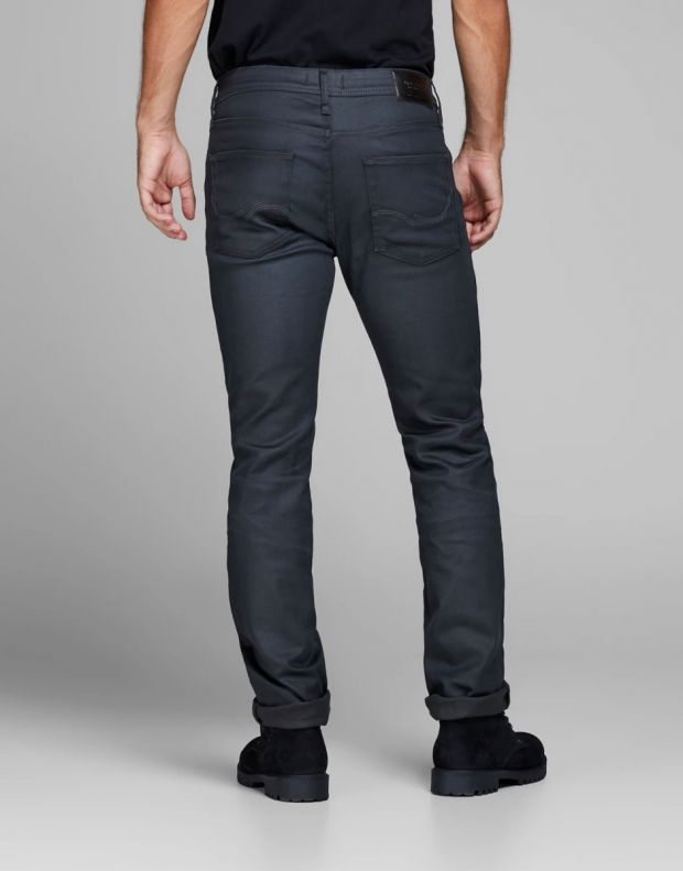 JACK&JONES Clark Regular Fit Jeans Indigo - 12143848/denim - 2