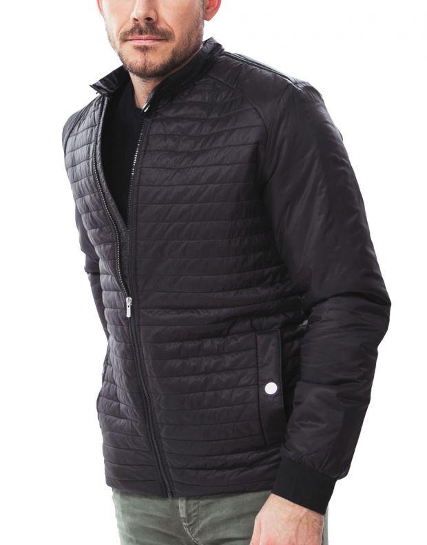 JACK&JONES Coat Black - 12129663/black - 1
