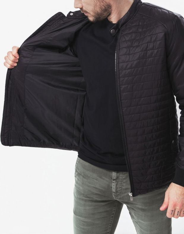 JACK&JONES Coat Black - 12129663/black - 4