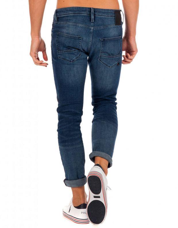 JACK&JONES Glen Fox Slim Fit Jeans Denim - 12149692/denim - 2