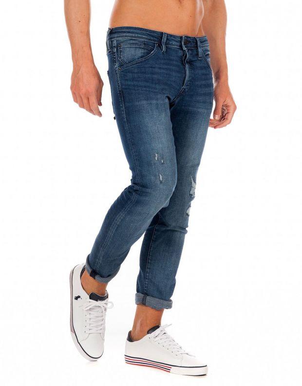 JACK&JONES Glen Fox Slim Fit Jeans Denim - 12149692/denim - 3