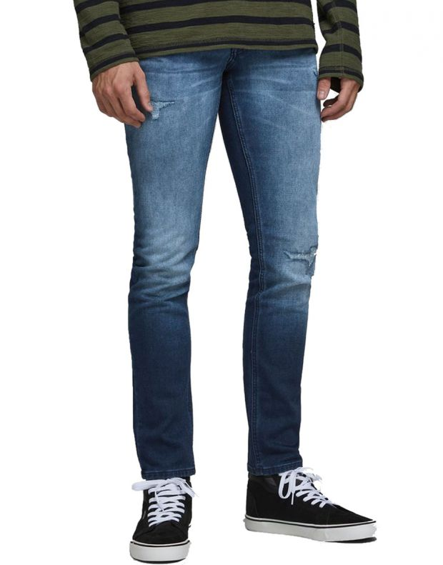 JACK&JONES Glenn Orignal Jeans Indigo - 12175614/denim - 1