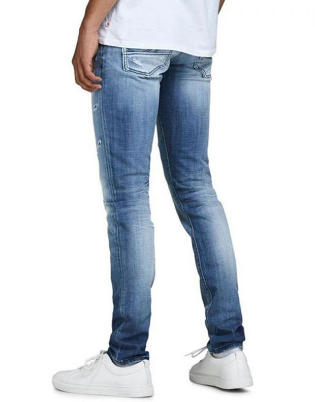 JACK&JONES Glenn Rock Slim Fit Jeans Denim - 12159172/denim - 2
