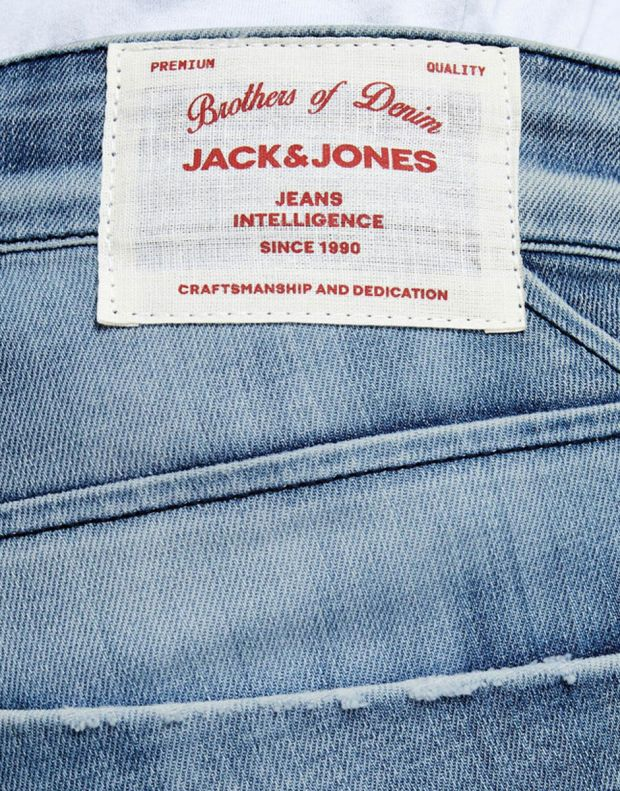 JACK&JONES Glenn Rock Slim Fit Jeans Denim - 12159172/denim - 4