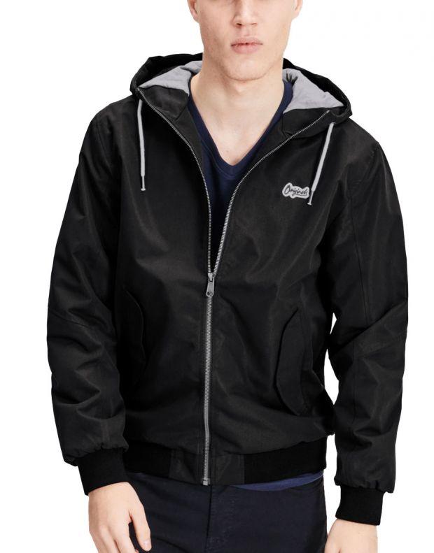 JACK&JONES Harlow Jacket Black - 12129566/black - 1