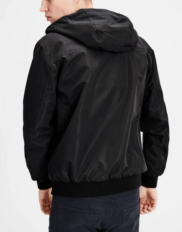 JACK&JONES Harlow Jacket Black - 12129566/black - 2