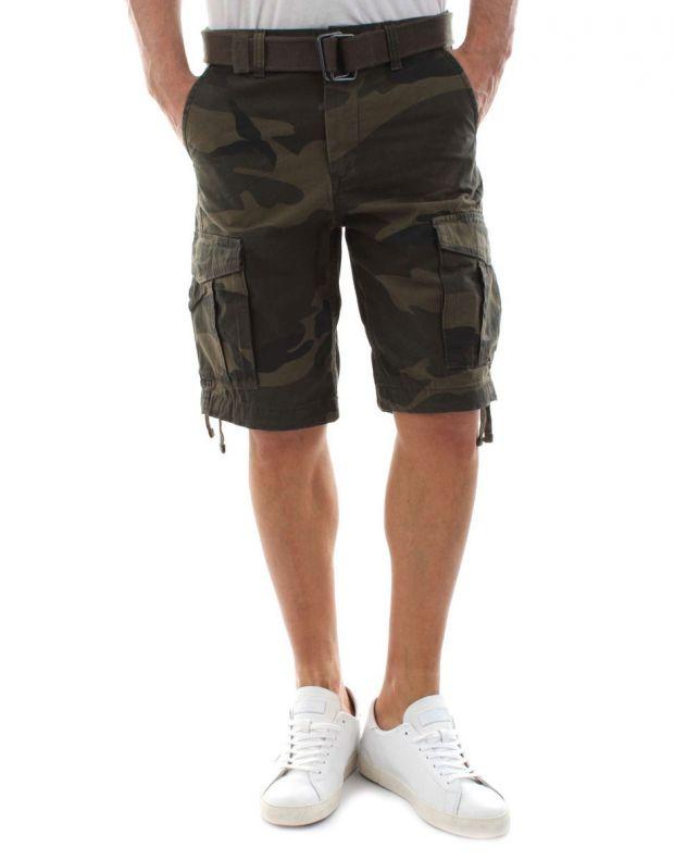 JACK&JONES Jj Cargo Shorts Green - 12150738/forest - 1