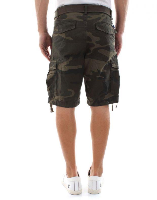 JACK&JONES Jj Cargo Shorts Green - 12150738/forest - 2