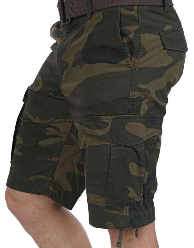 JACK&JONES Jj Cargo Shorts Green - 12150738/forest - 3