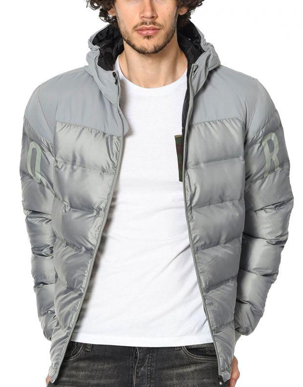 JACK&JONES Lomo Jacket Grey - 1