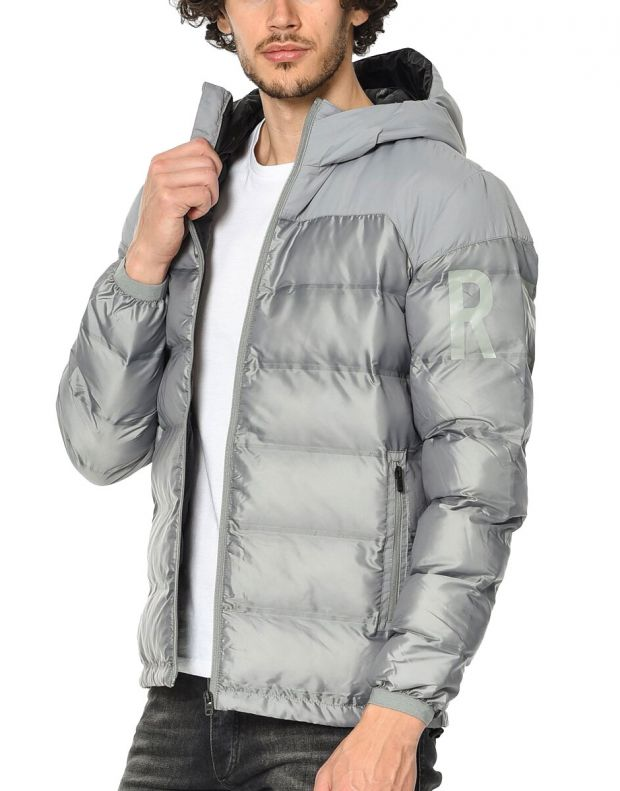 JACK&JONES Lomo Jacket Grey - 3
