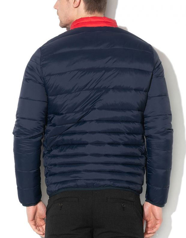 JACK&JONES Puffer Jacket Scarlet - 12156211/scarlet - 2