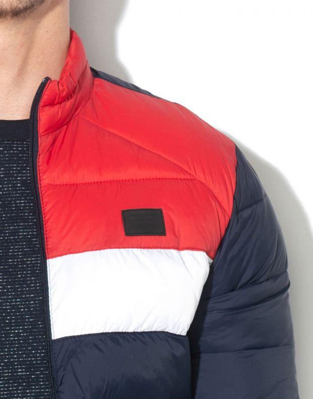 JACK&JONES Puffer Jacket Scarlet - 12156211/scarlet - 3